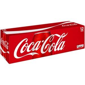 Coca-Cola 12-Pack 12 oz Cans