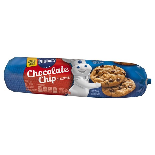 Pillsbury Chocolate Chip Dough product image