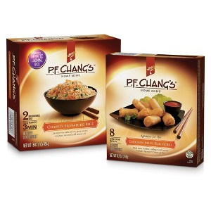 P.F. Chang's Frozen Sides
