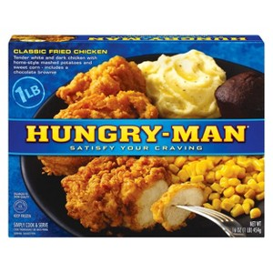 Hungry-Man Dinners