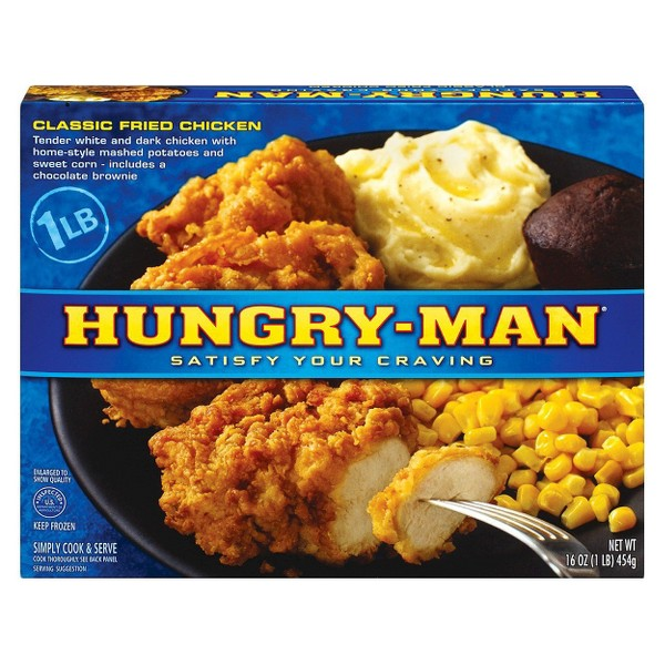 Hungry-Man Dinners product image