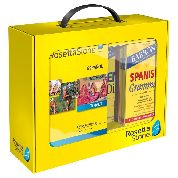Rosetta Stone Multi-Level Sets product image