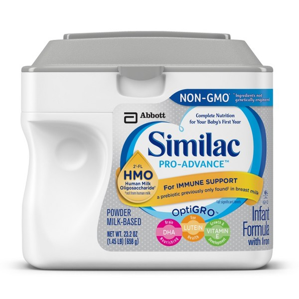 NEW Similac Pro-Advance Formula product image