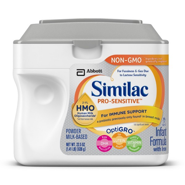 NEW Similac Pro-Sensitive Formula product image