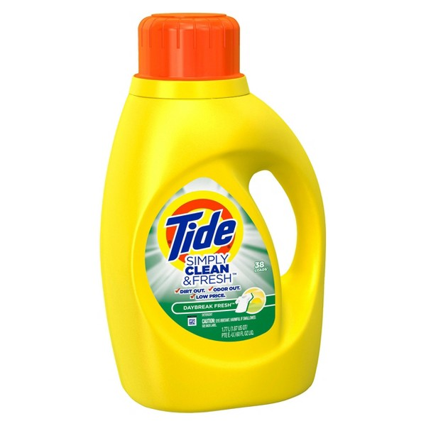 Tide Simply Clean & Fresh product image