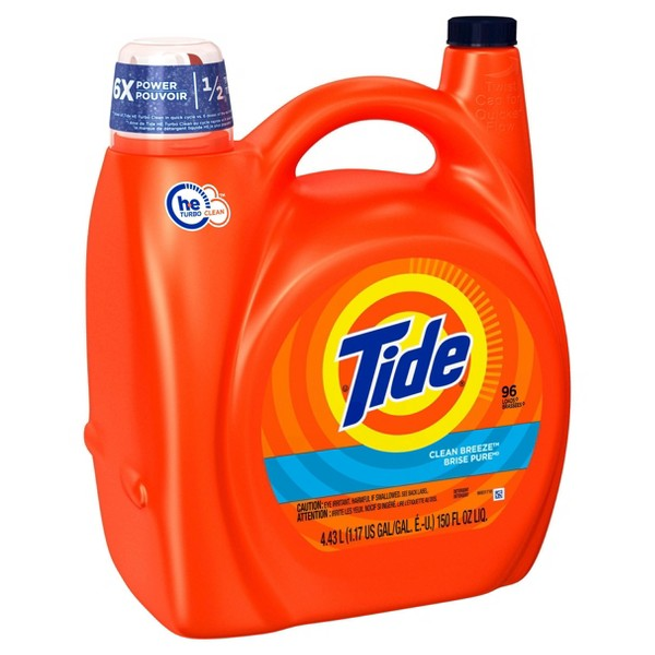 Tide Liquid Detergent product image