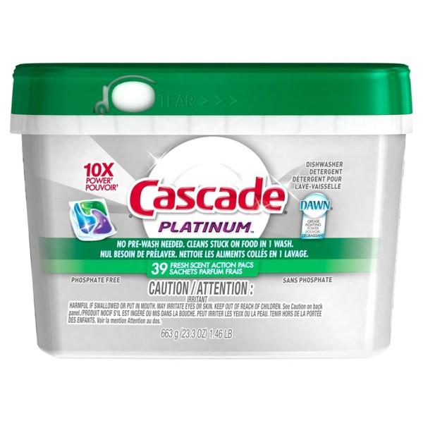 Cascade Dishwasher Soap product image