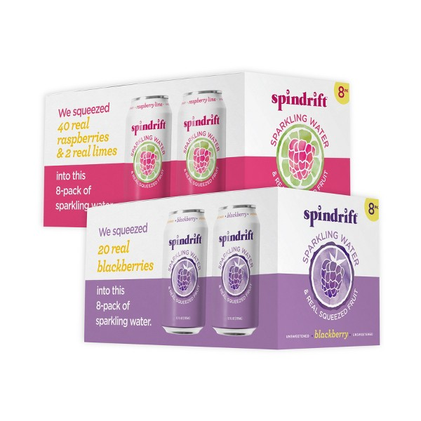 Spindrift Sparkling Water product image