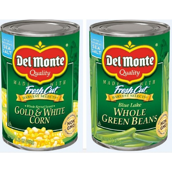 Del Monte Harvest Select Vegetable product image