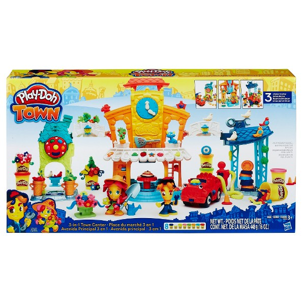 Play-Doh Town 3-in-1 Town Center product image