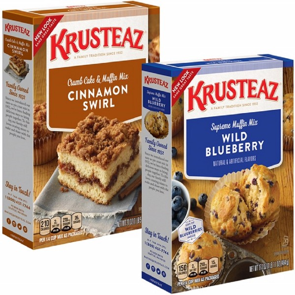 Krusteaz Baking Mixes product image