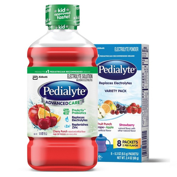 Pedialyte Ready to Drink & Powders product image
