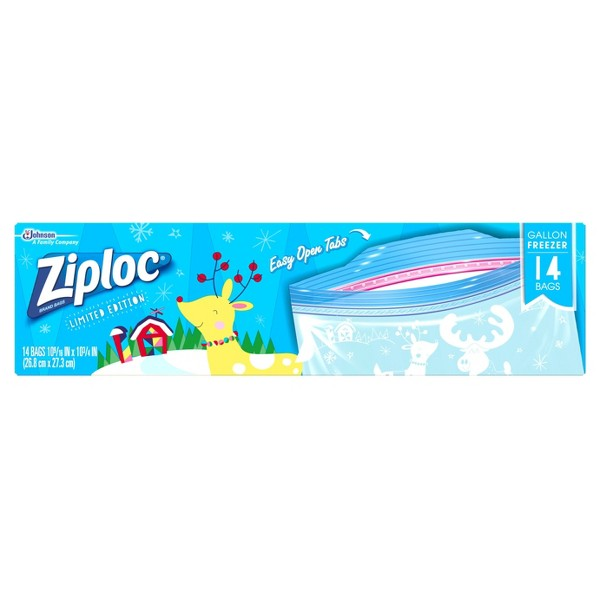 Ziploc Holiday Bags & Containers product image
