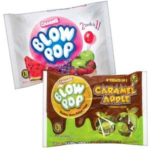 Blow Pops Halloween Bags