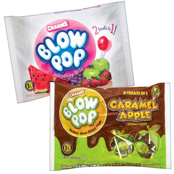 Blow Pops Halloween Bags product image