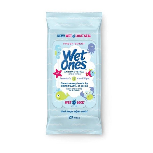 Wet Ones Children's Wipes product image