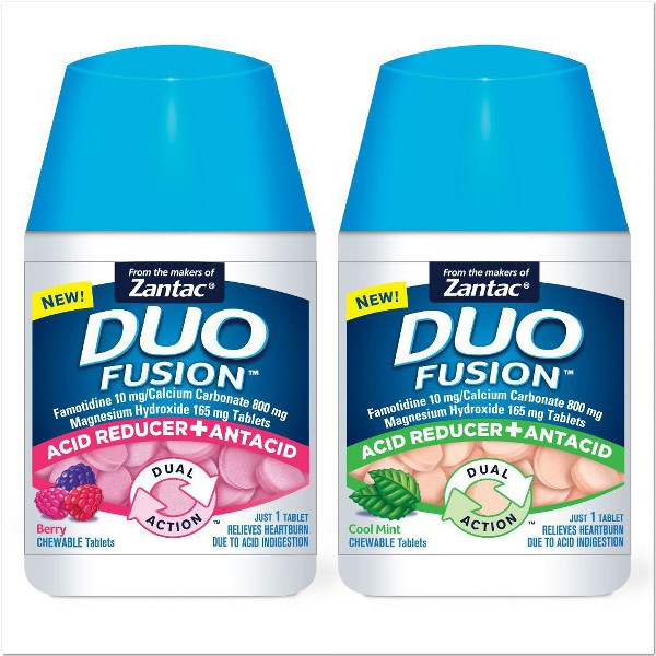 Zantac Duo Fusion product image