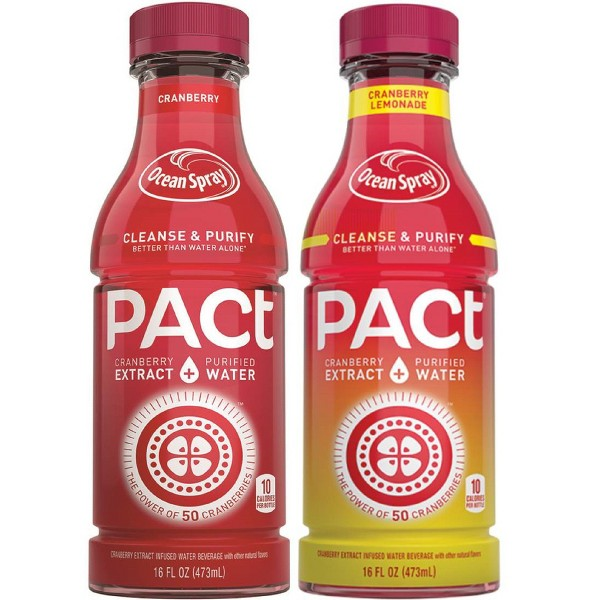 PACt Cranberry Extract Water product image