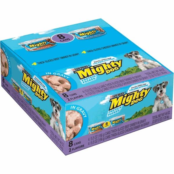 Mighty Dog Dog Food product image