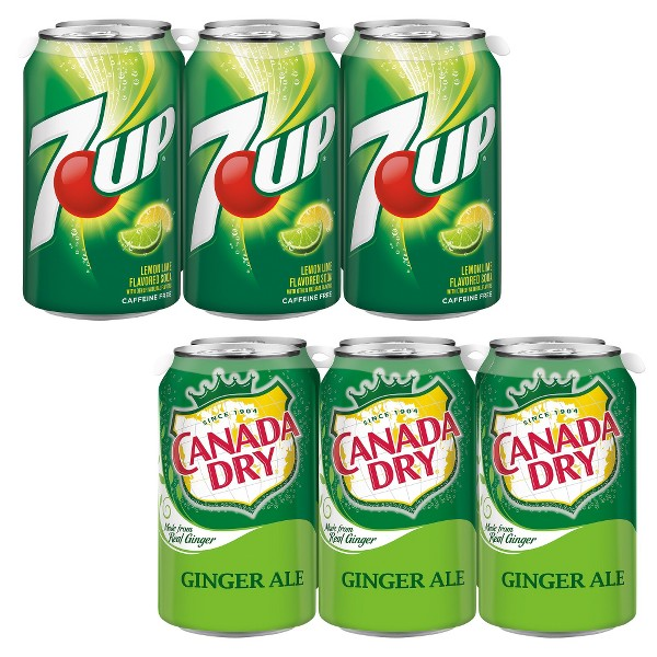 7UP,A&W,Sunkist, Canada Dry & More product image