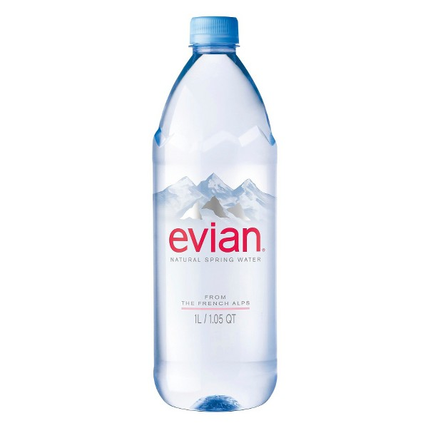 Evian Spring Water product image