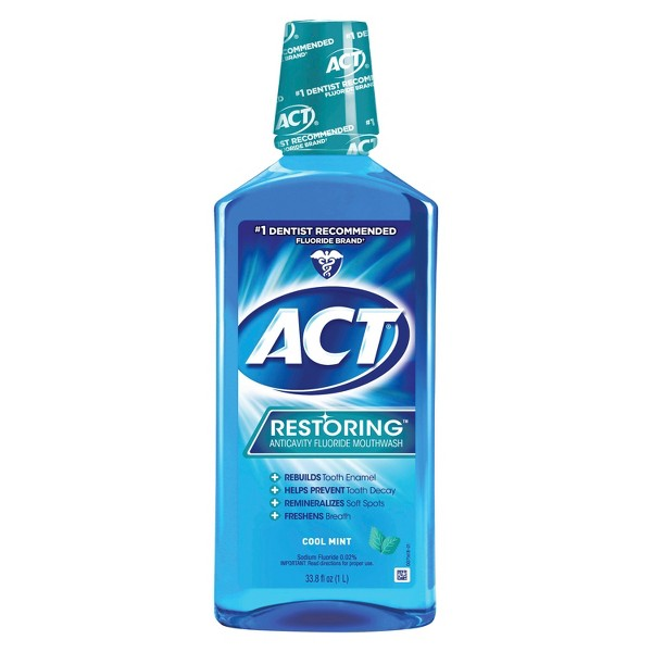 ACT Adult Mouthwash product image