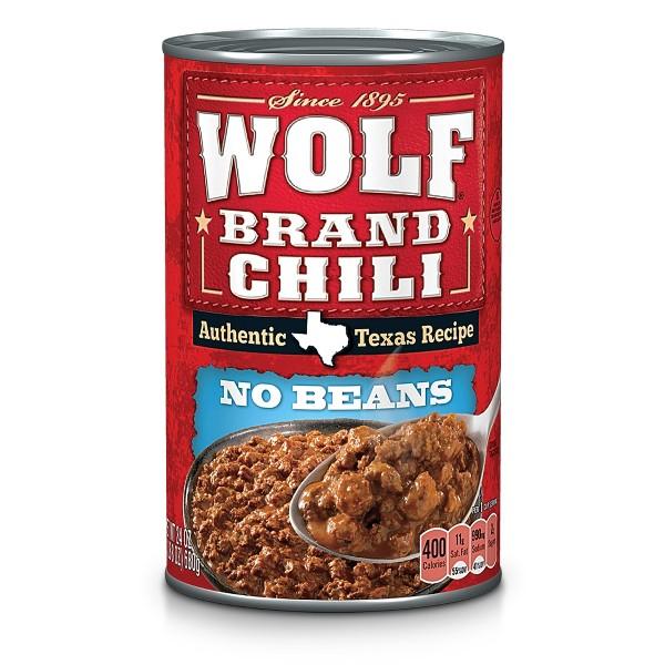 Wolf Brand Chili product image