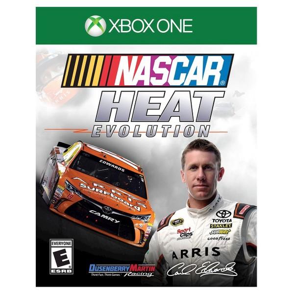 NASCAR Heat Evolution product image