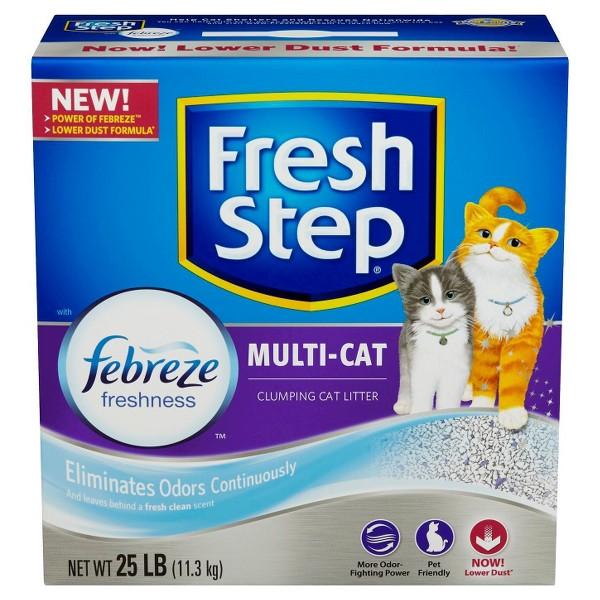 Fresh Step Cat Litter product image
