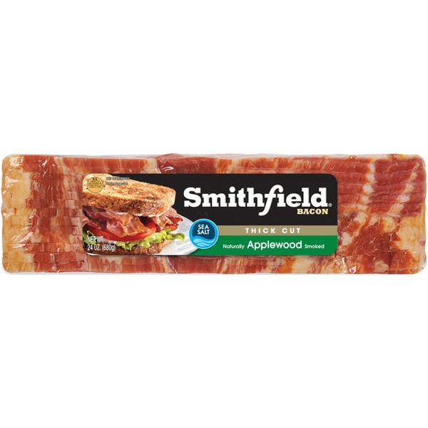 Smithfield 24oz Thick Cut Bacon product image
