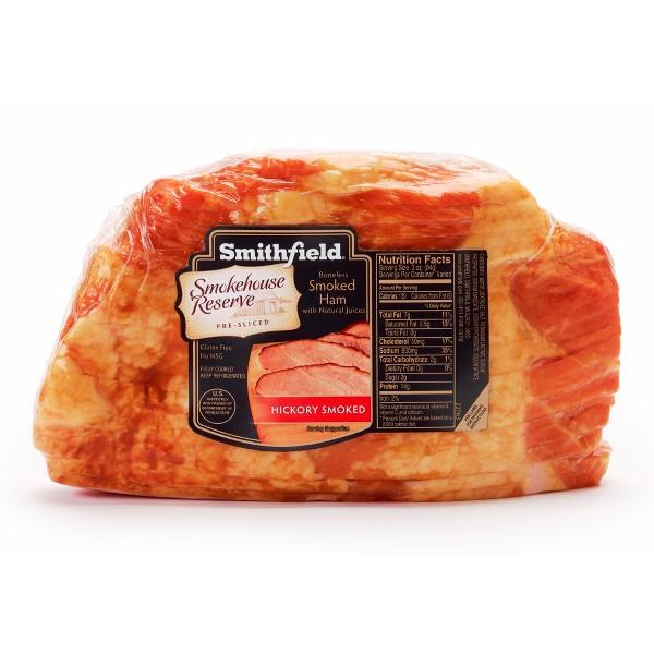 Smithfield Boneless Pre-Sliced Ham product image