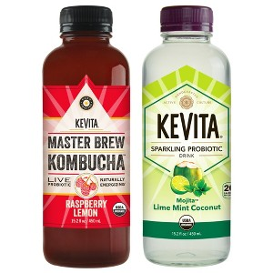 KeVita Sparkling Drinks & Kombucha