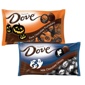 Dove Halloween Chocolates