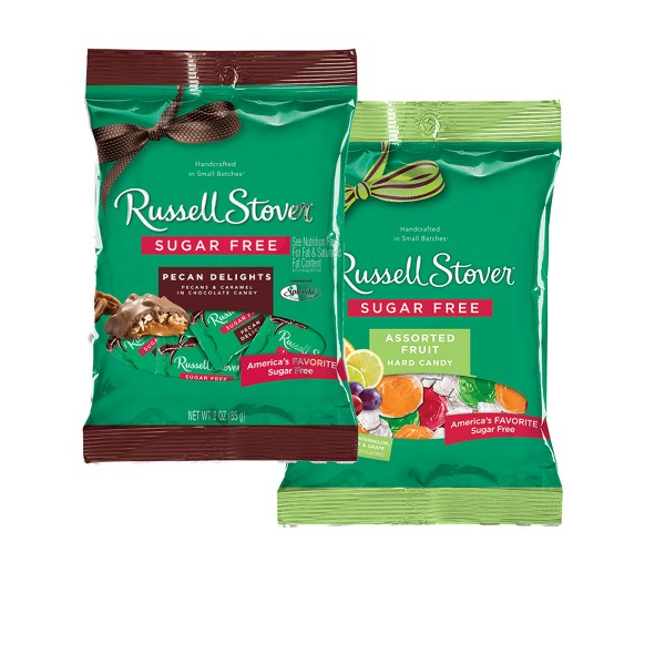 Russell Stover Sugar Free Bags product image