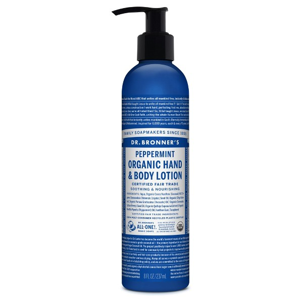 Dr. Bronner's Soap and Lotions product image