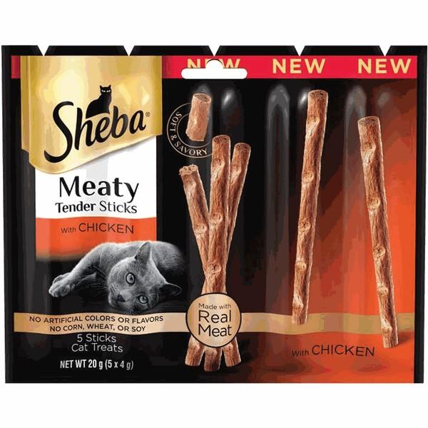 Sheba Meaty Tender Sticks product image
