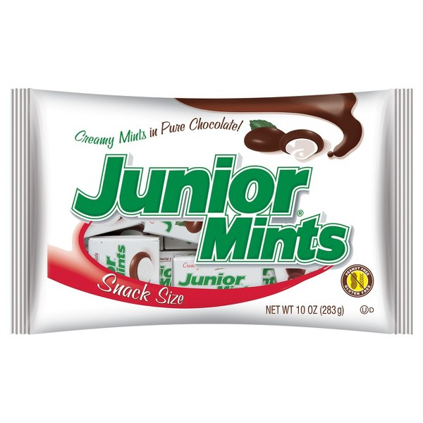 Junior Mint Snack Bag product image