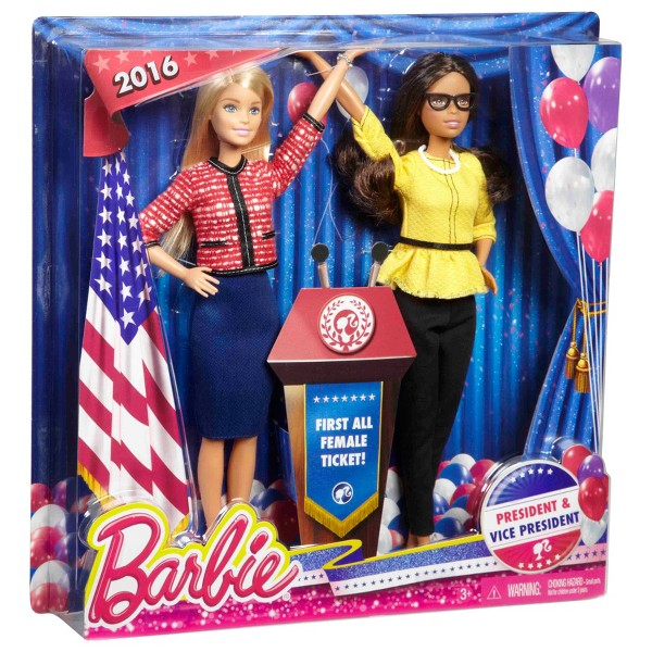 Barbie President 2-Pack product image