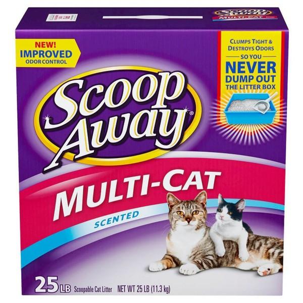 Scoop Away Cat Litter product image