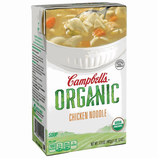Campbell's Organic Soups product image