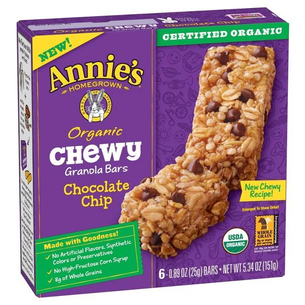 Annie's Granola Bars product image