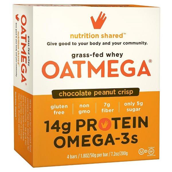 Oatmega Bars product image