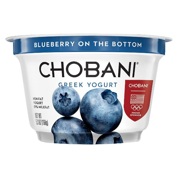 Chobani Greek Yogurt product image