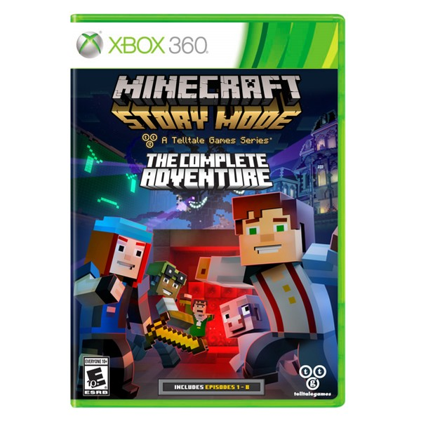Minecraft- The Complete Adventure product image