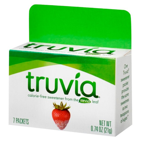 Truvía Natural Sweetener 7ct Pack product image