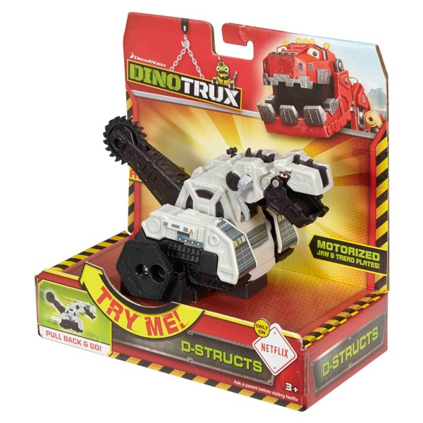 Dinotrux Pull Back & GO product image