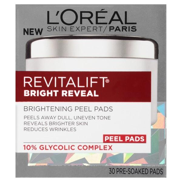 L'Oreal Paris Revitalift Peel Pads product image