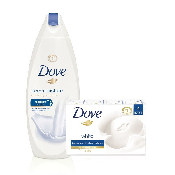 Dove Beauty Bar & Body Wash product image