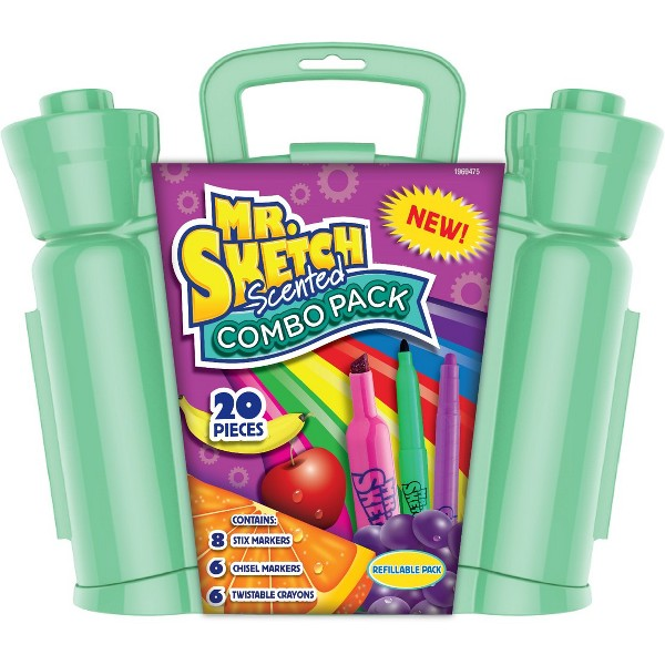 Mr. Sketch Markers & Crayons product image