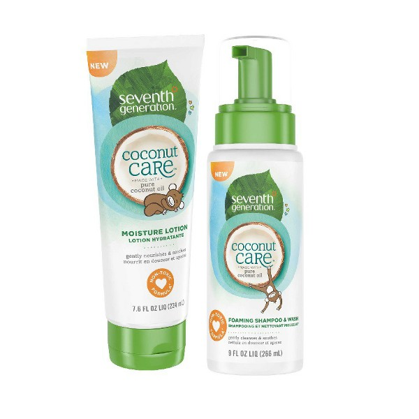 Seventh Generation Coconut Care product image